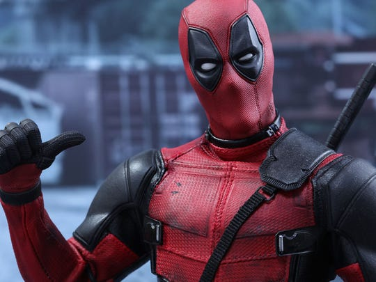 "Ryan Reynolds, comic actor and star of the ""Deadpool"" movies, among others."