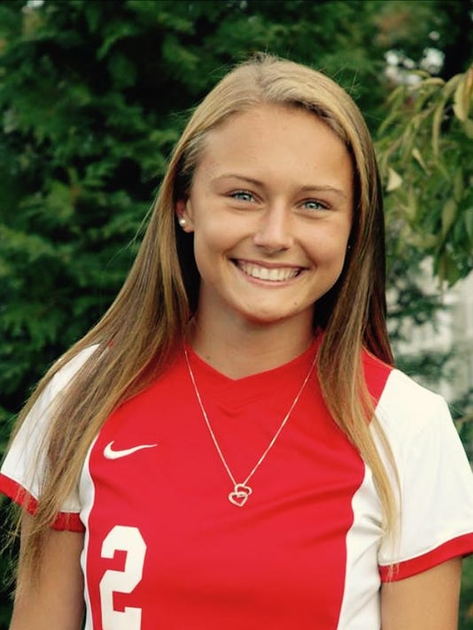 Taylor Aylmer, North Rockland Girls Soccer, Rockland Scholar-Athlete of the Week