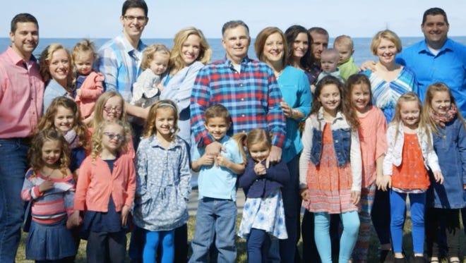 "Michigan family stars in ""Meet  the Putmans"" on TLC."