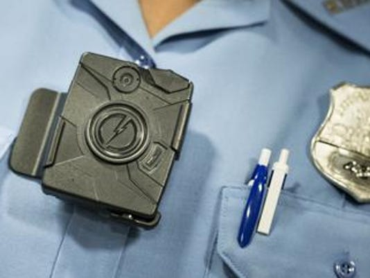 Police body camera