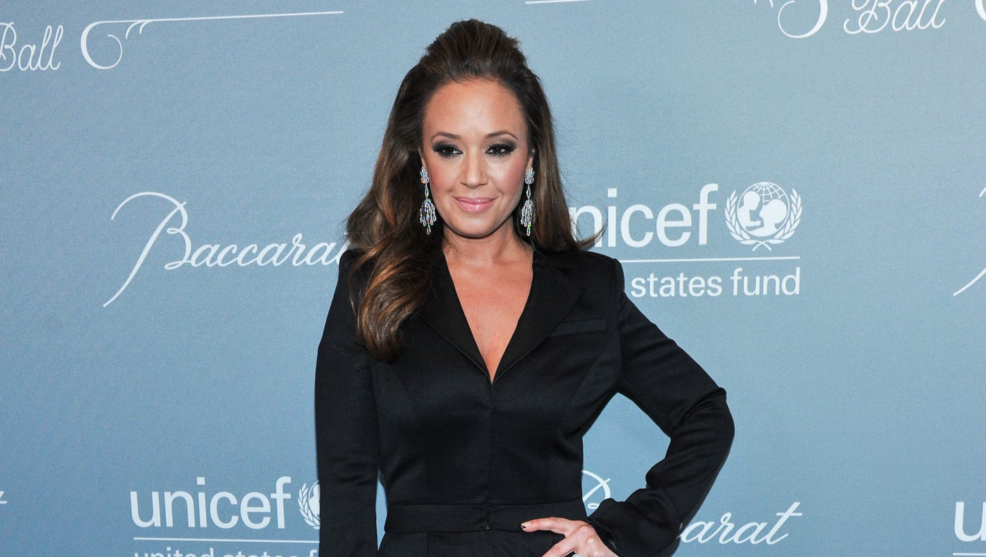 Leah Remini Says Tom Cruise Is Reason She Left Scientology