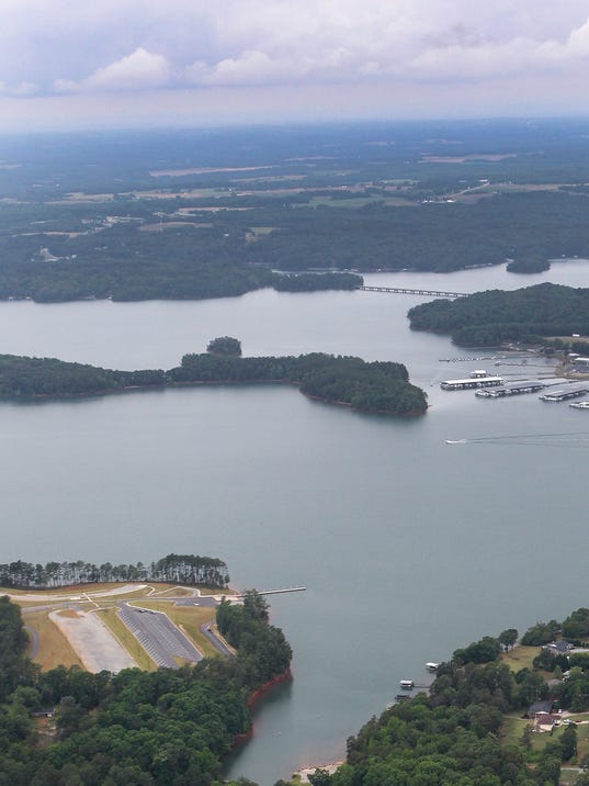 Hartwell again ranked among nation's best bass waters