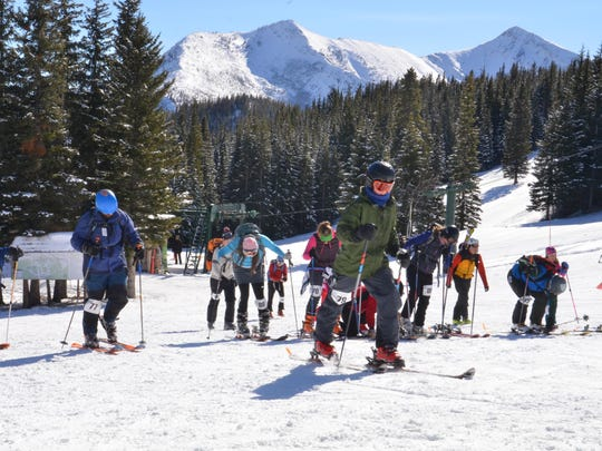 The Jack and Jill Randonee is one of the main highlights of the season at Teton Pass Ski Resort. This season's event is scheduled for March 5.