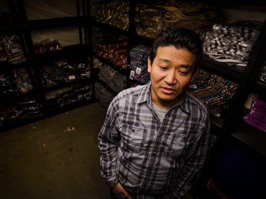 From his basement in Essex packed with inventory, Ongyel Sherpa talks about US Sherpa and how, through a Vermont doctor's kindness, he was able to move to the US, go to college, start a family and how all of that helped him build a business that is giving back to people in Nepal.