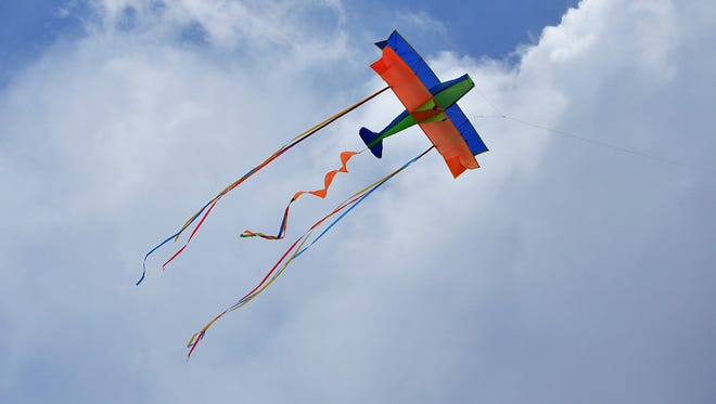 The sky over Glenwood will be filled with kites on Saturday when the Whitewater Mesa Fun Kite Flying Picnic is held.