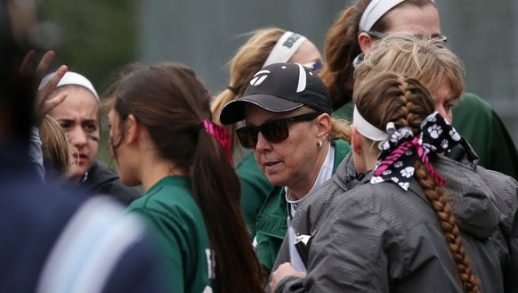Yorktown defeated Brewster 6-4 in a girls softball