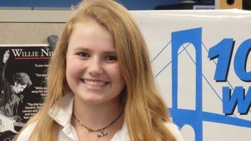 Con Edison Athlete of the Week: Ursuline golfer Caroline Hodge