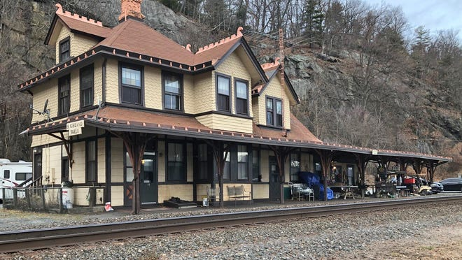 The Village of Highland Falls is working on a local waterfront revitalization plan that could include acquisition of the old railroad depot near the shore of the Hudson River as part of a public access project that also could include a marina or a kayak launch.
