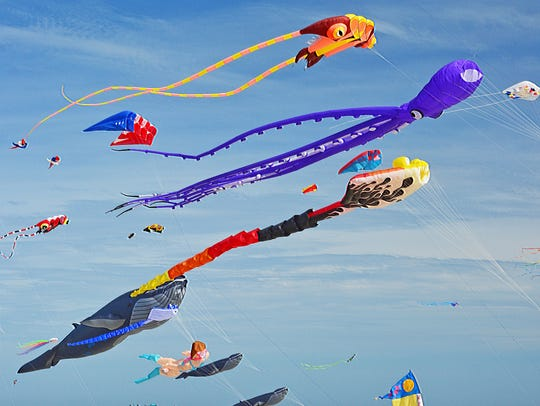 See kites galore at the Shelby Kiwanis Club's 3rd annual Fly the Hi-Line Kite Festival.