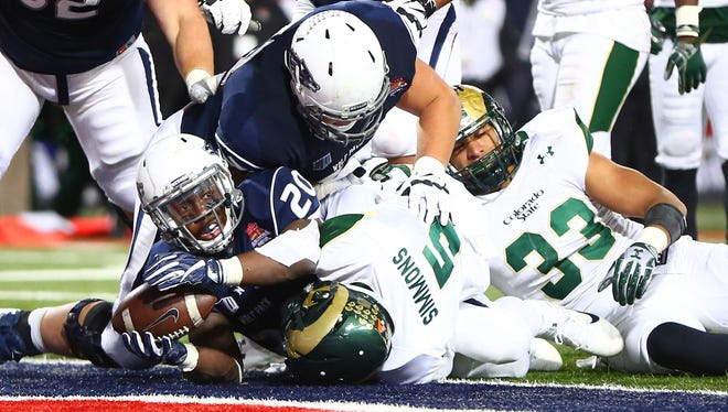 The Wolf Pack offense is expected to take a step forward in 2016, with 10 starters, plus running back James Butler, returning this season.
