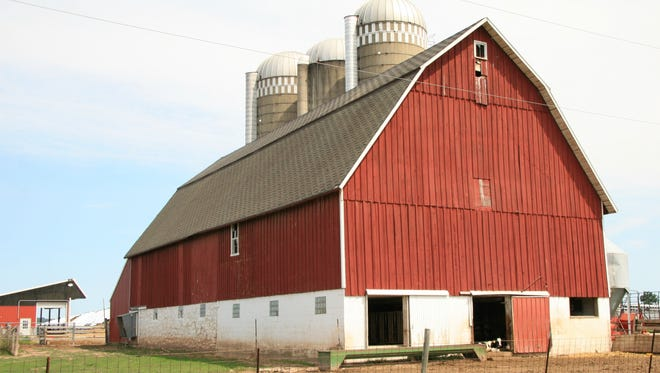 Agricultural exports are moving out of Wisconsin at a strong rate.