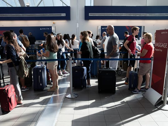 Power Outage Strands Delta Airlines Operations Worldwide
