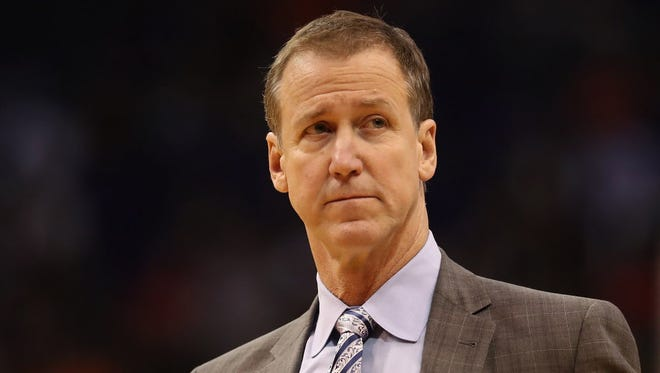 Portland coach Terry Stotts doesn't believe a shortened preseason has anything to do with injuries.
