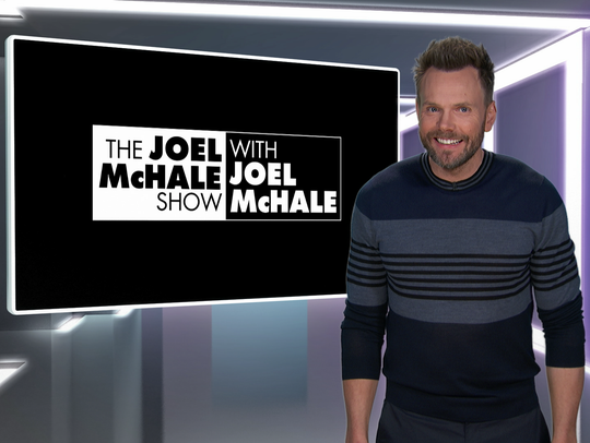 "Joel McHale stars in ""The Joel McHale Show with Joel"