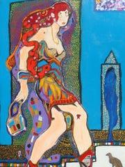 """""""Free Spirit"""" by John W. MacKenzie"""