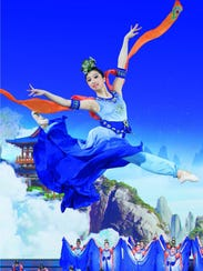 """""""Shen Yun,"""" the the multimillion-dollar spectacle of"""