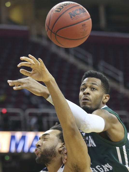 Eastern Michigan vs. Akron men's basketball