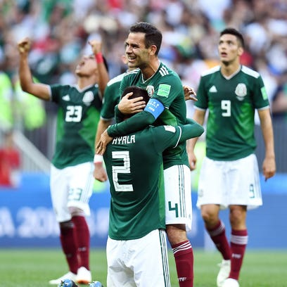 Is Mexico the real deal? Upset of Germany could be the start of a deep World Cup run