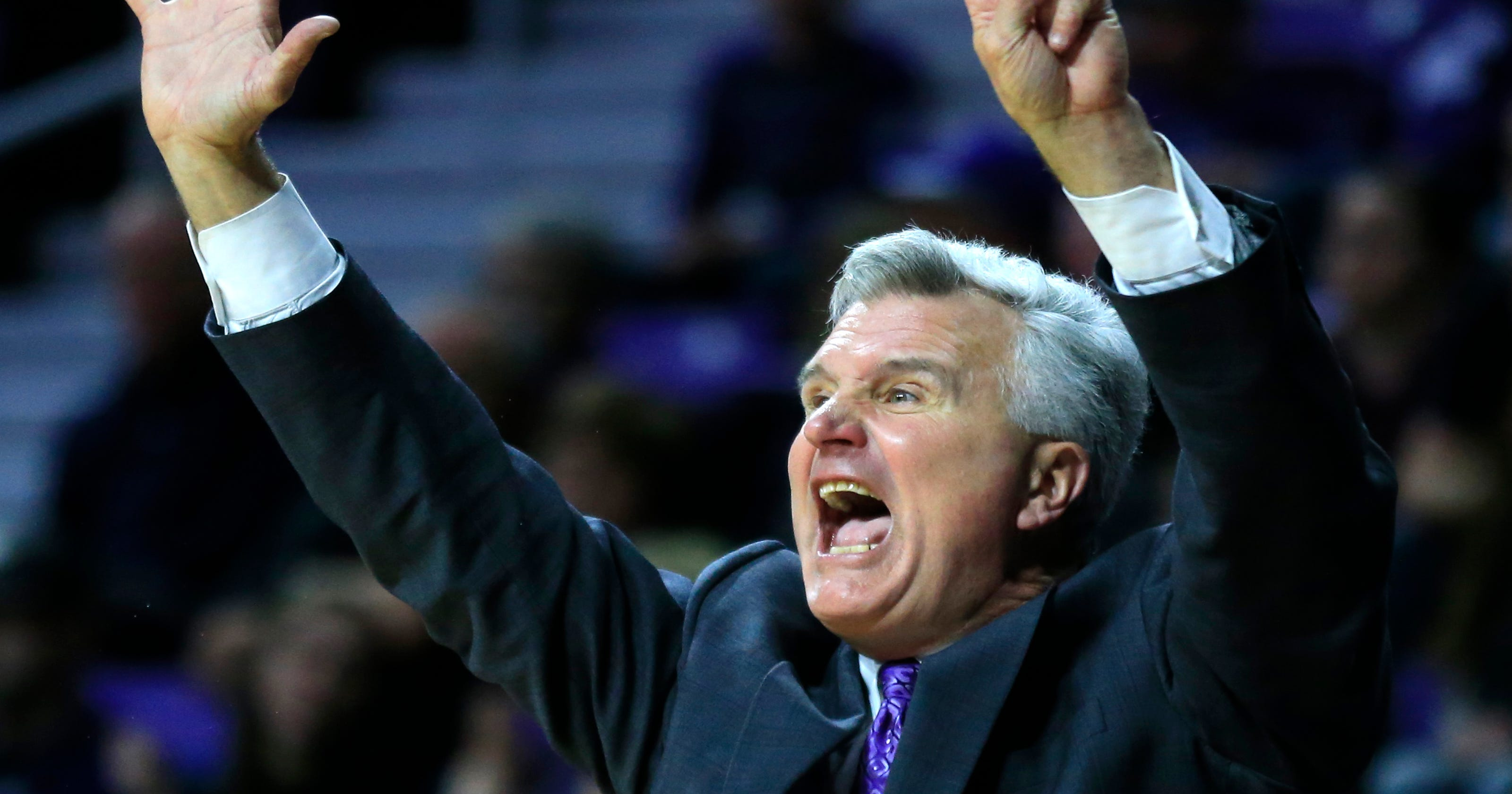 K State Basketball Schedule 2020-21 K State coach Weber agrees to 2 year contract extension
