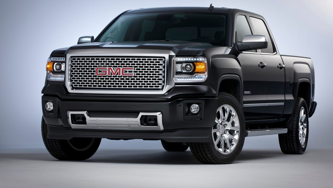 Chevy, GMC are first pickups to win 5-star safety rating