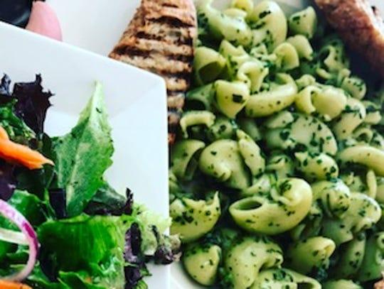 The Garden Cafe in Woodstock makes eating vegan seem