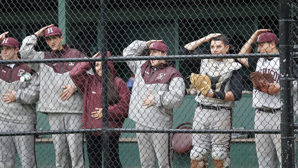 Rye defeats Harrison 3-0 at Disbrow Park in Rye on