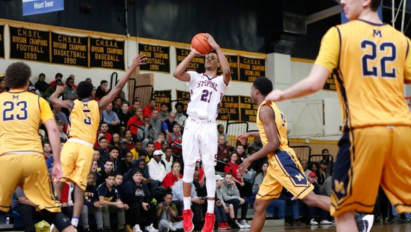 Stepinac's Alan Griffin is a candidate for this year's Super 7.