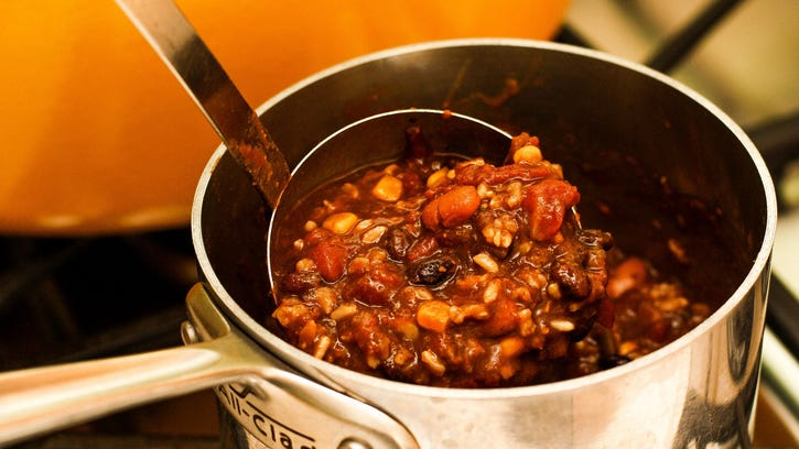 Dish It Up: When it's chilly, think chili