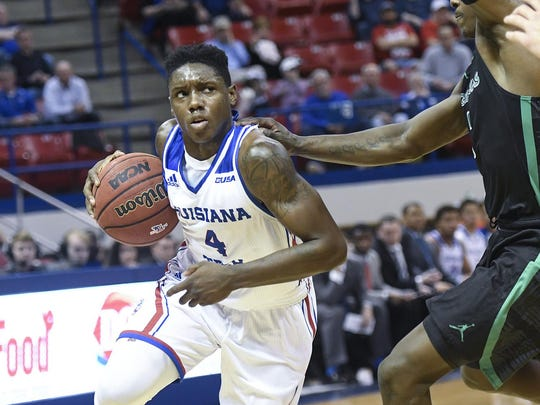 Louisiana Tech's DaQuan Bracey and the Bulldogs fell to FIU on Sunday.