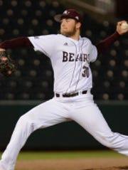 Missouri State pitcher Jordan Knutson