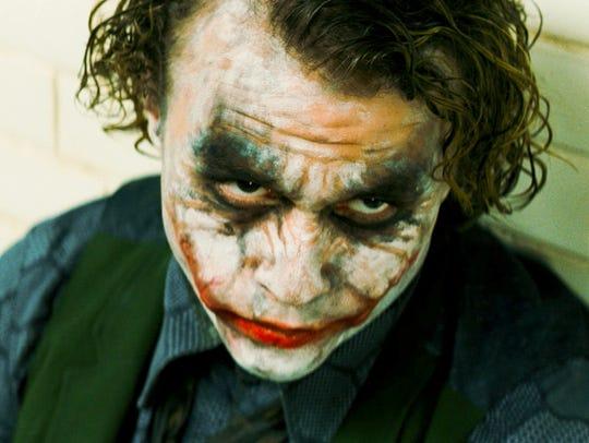 Heath Ledger's Joker was a terrifying foil to Christian