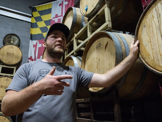 Brewmaster Mike Piorunski talks about the process of