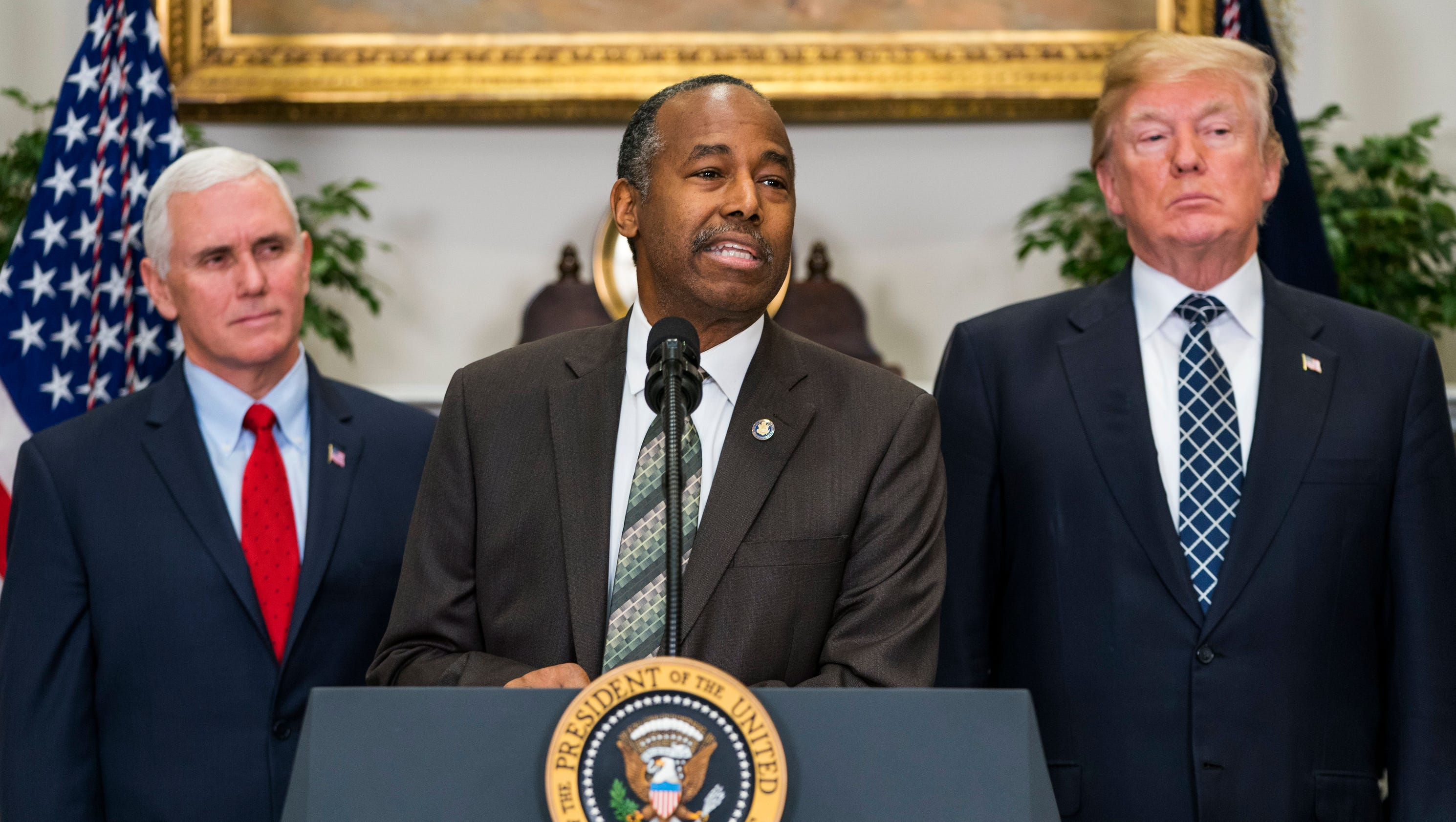 Did HUD really need to spend $31,000 of taxpayer money on that dining furniture for Ben Carson?