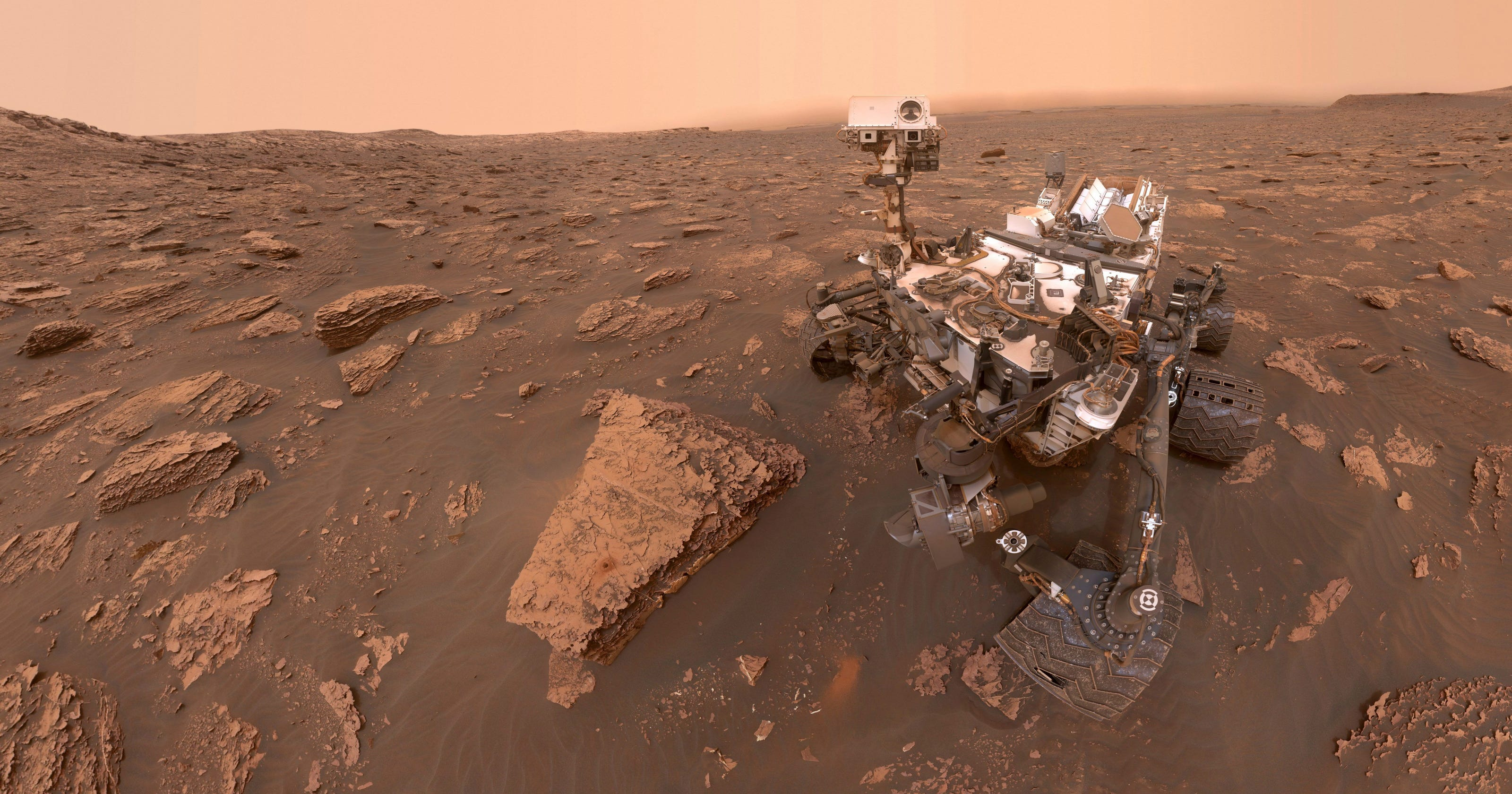 Mars rover Opportunity dead, NASA says after 8 months ...