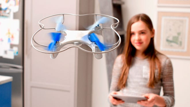 The WowWee Lumi Gaming Drone