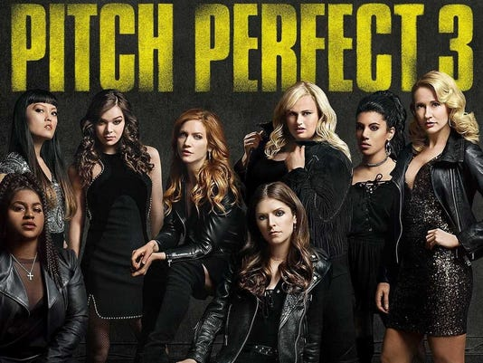 New movie 'Pitch Perfect 3' sings familiar tune