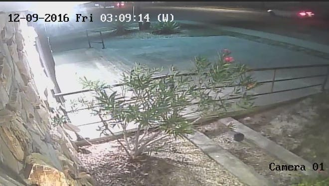 Cocoa police said a surveillance photo could help them identify the car used in a shooting in December.