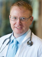 Colin O'Reilly, M.D., is section chief of Inpatient