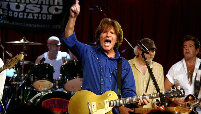 John Fogerty performing in Nashville in 2009