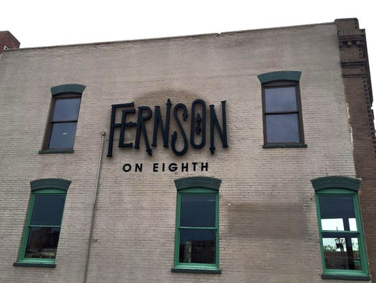 Fernson on Eighth is the new taproom for Fernson Brewing