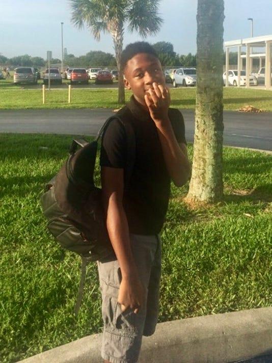 missing boy davion