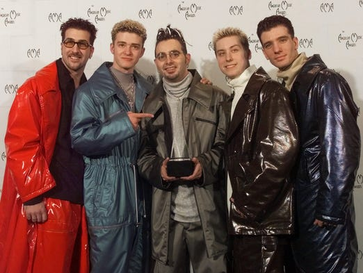 If 'N Sync can (supposedly) get together for Sunday's MTV Video Music Awards, then we'd like to suggest some other big-name acts that should consider reuniting.