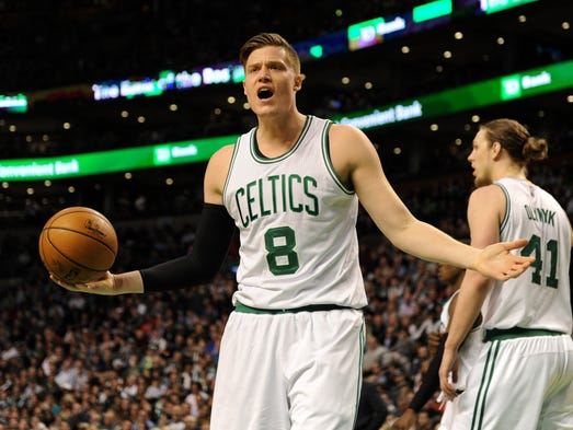 Jonas Jerebko to Utah (two years, $8.2 million; ESPN)