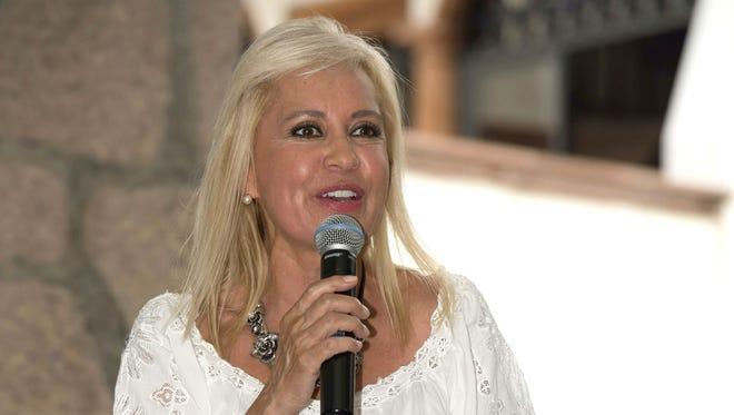 Carla espera ya que le den fecha de estreno de la bioserie de Silvia Pinal.