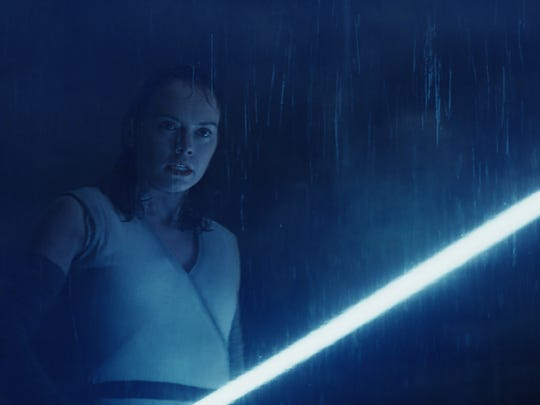 Unlike Luke Skywalker, Rey doesn't have aspirations of heroism, says actress Daisy Ridley.