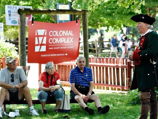 York County History Center campaign kickoff