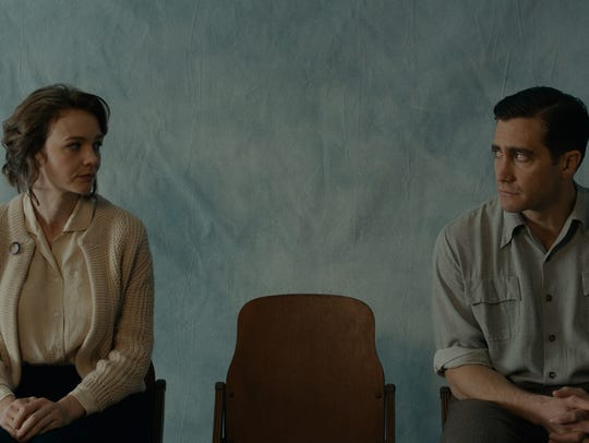 Jeanette (Carey Mulligan, left) and Jerry Brinson (Jake