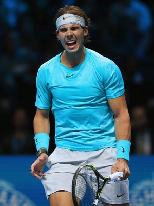 Rafael Nadal lost the ATP Finals to Novak Djokovic but finished the year No. 1. The two tennis players are developing one of the greatest rivalries in sports.