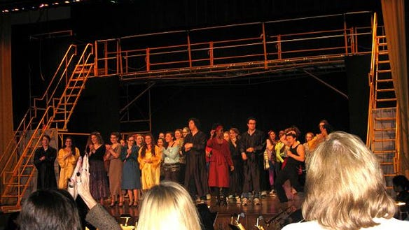 penfield Fame-curtain-call
