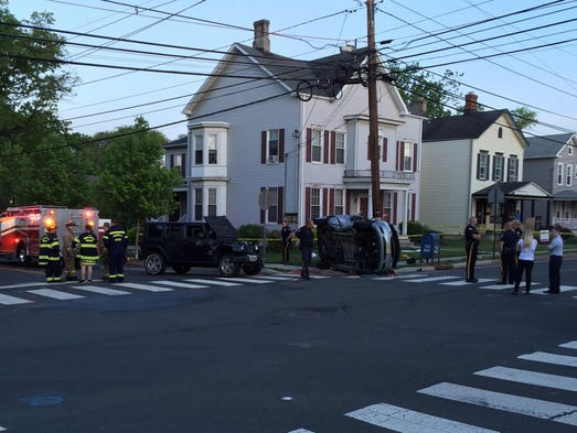 Jackson Nj Car Accident May